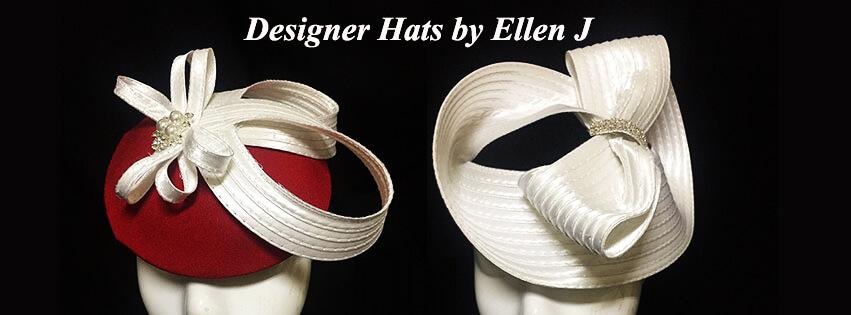 Designer Hats by Ellen