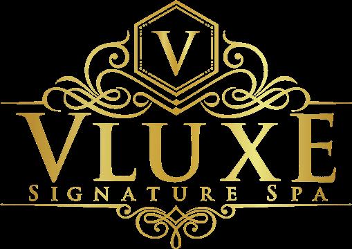 VLuxe Signature Spa Logo