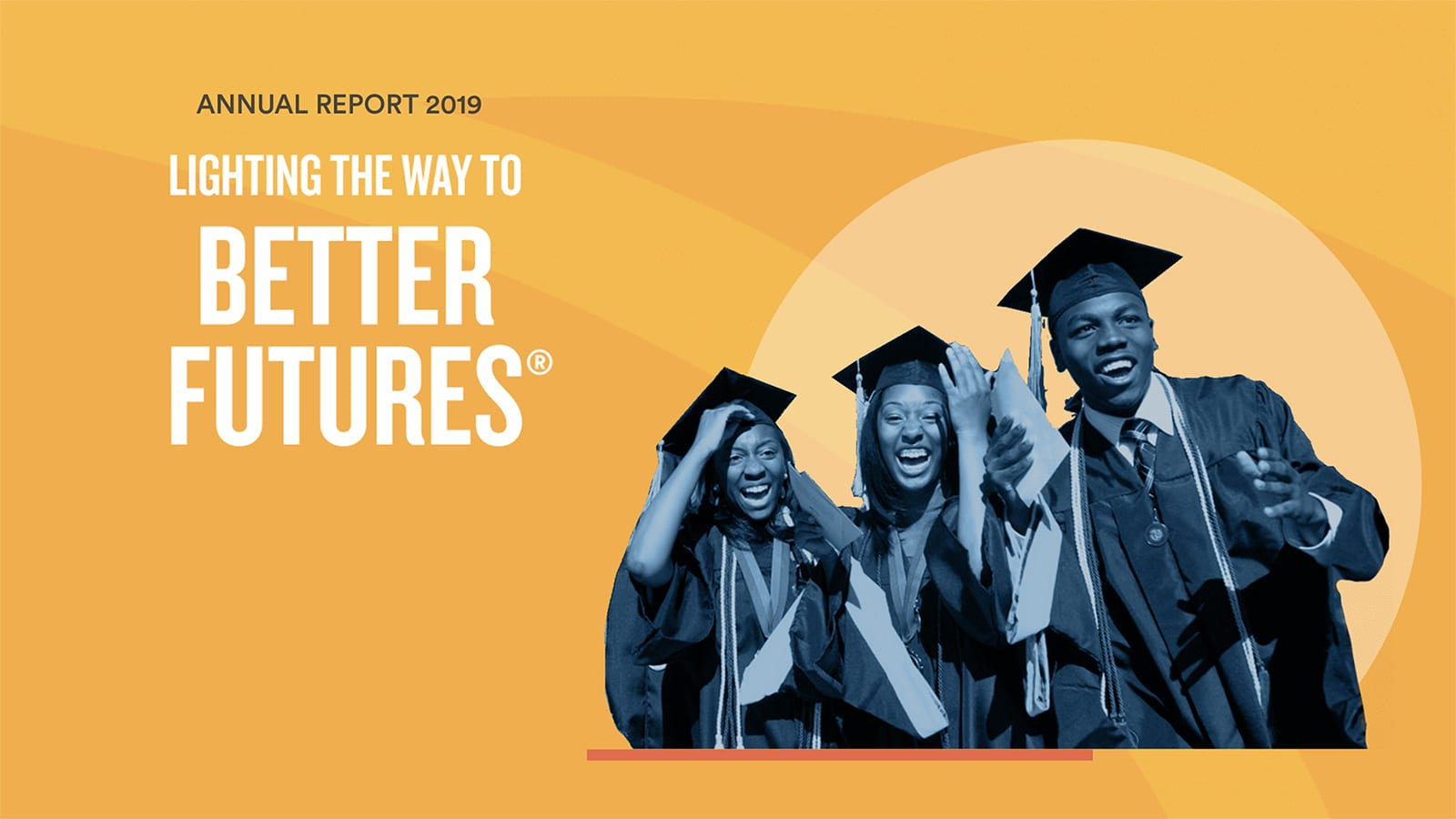 Annual Report hero banner