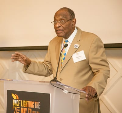Shirley Chisholm Award honoree, The Honorable Frederick L. Brown