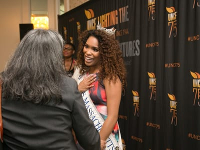 Miss Massachusetts 2018, Gabriela Taveras