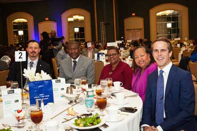 guests at 19 jax leader's luncheon