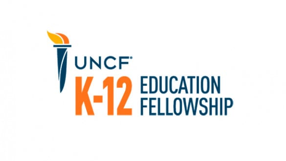 UNCF K-12 Education Fellowship logo