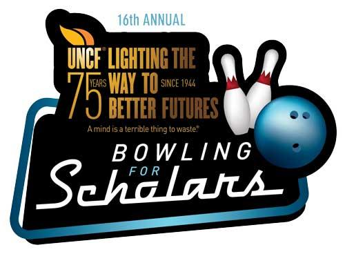 Indy bowling logo