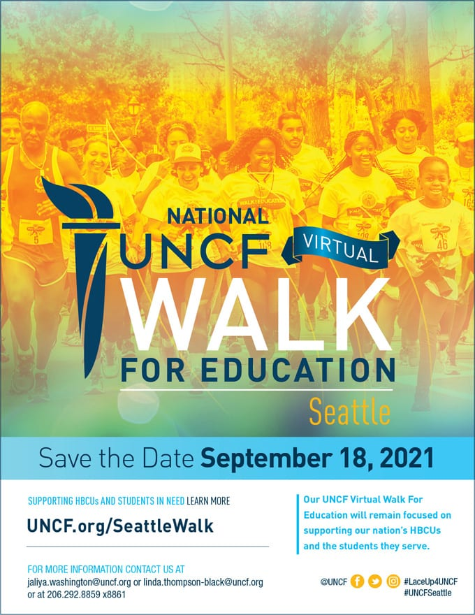2021 Virtual Walk for Education – Pacific Northwest