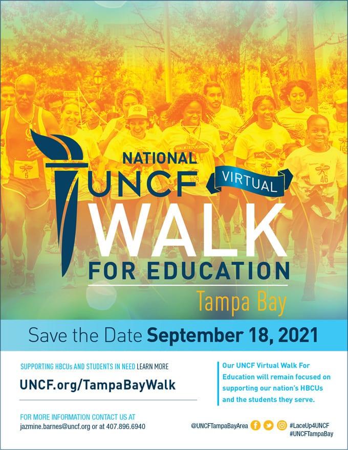 2021 Virtual Walk for Education – Tampa Bay