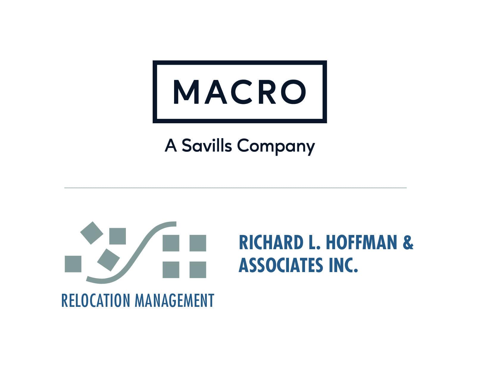 Macro/Richard L. Hoffman & Associates logo
