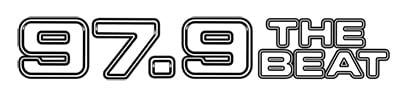 97.9 the beat logo