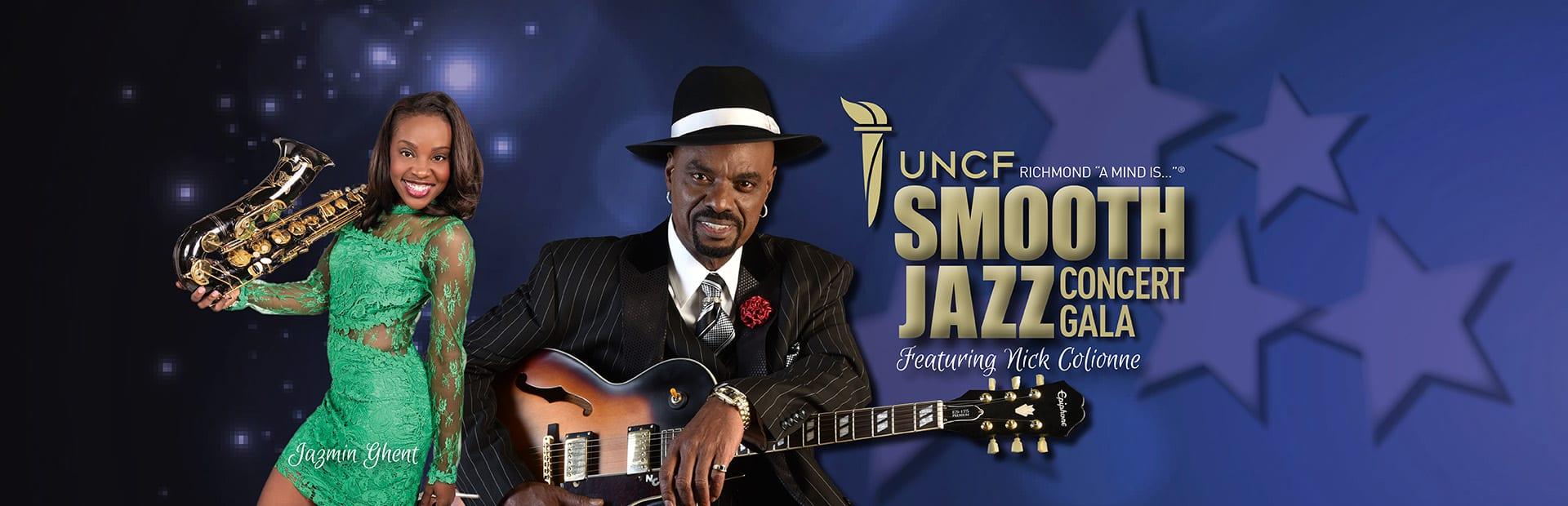 "2021 UNCF ""A Mind Is…""® Smooth Jazz Concert Gala – Richmond"