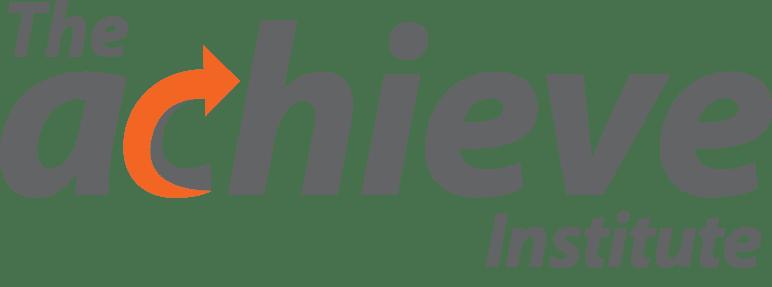 The Achieve Institute logo