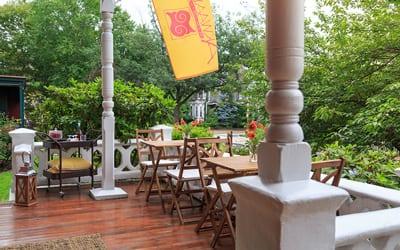 Akwaaba Bed & Breakfast Inn