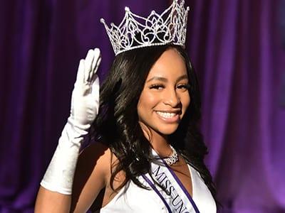 Alia Scott, Miss National UNCF,  Miss Wiley College