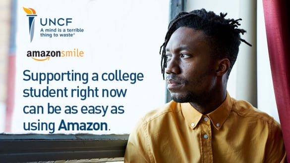 Banner image for AmazonSmile