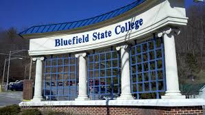 Bluefield State College sign