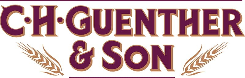 CH Guenther and Son logo