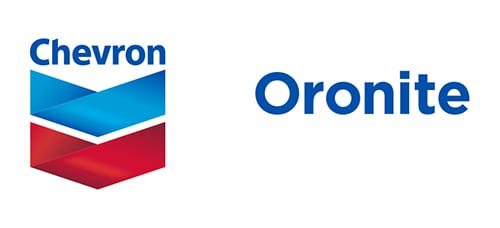 chevron oronite logo