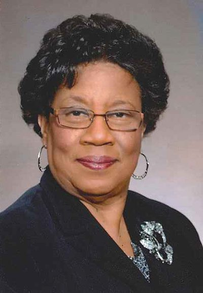 Charlotte P. Morris, Ph.D.