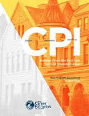 cpi mid program report cover image