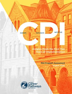 cpi mid program report cover image