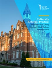 Culturally Relevant Practice report cover