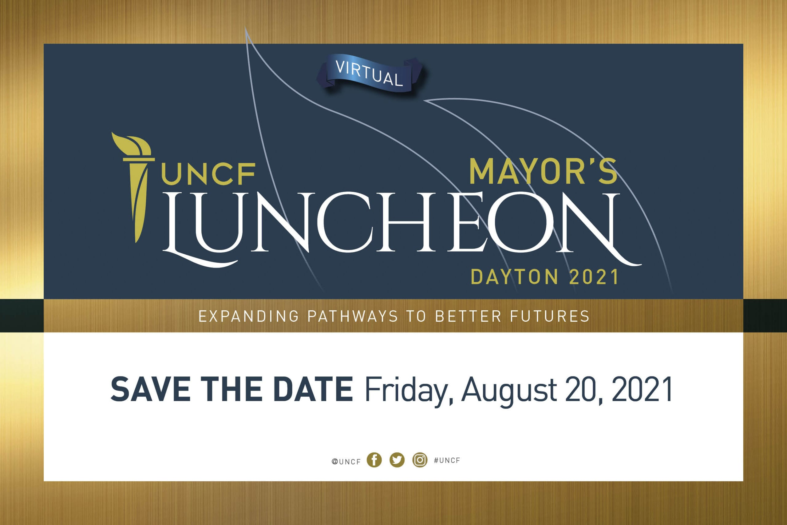 2021 Virtual Mayor's Luncheon – Dayton