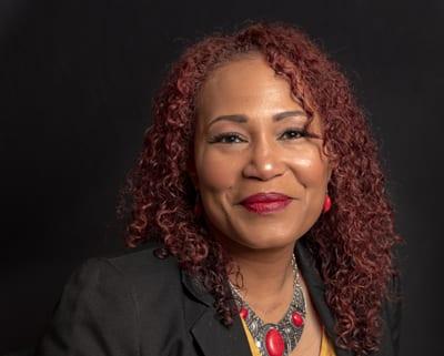 Headshot of Darryl-Ann Watkins