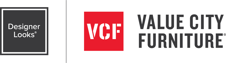 Designer Looks/Valley Furniture combo logo