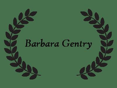 Barbara Gentry sponsorship credit