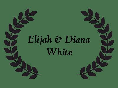 Donor - Elijah and Diana White
