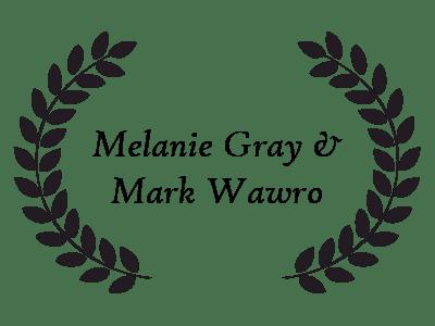 Donor - Melanie Gray and Mark Wawro