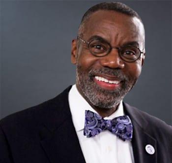 Headshot of Dr. Elfred Anthony Pinkard