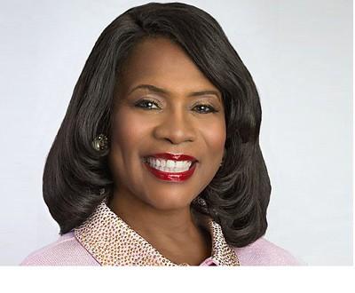 Headshot of Glenda Glover