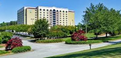 Embassy Suites by Hilton Greenville Golf and Conference Center