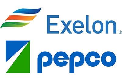 exelon pepco logos