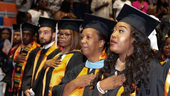 FMU Graduation celebration