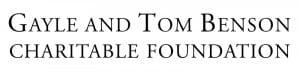 Gayle & Tom Benson Foundation logo
