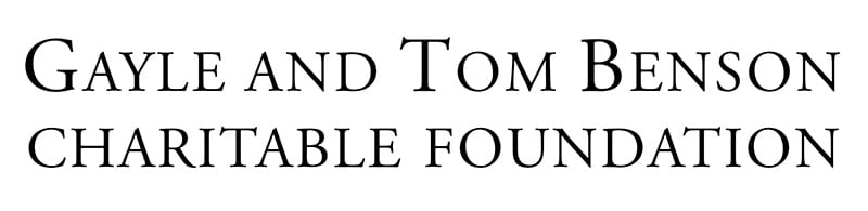 Gayle & Tom Benson Foundation logo