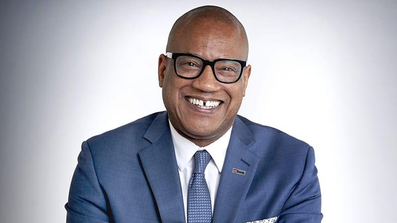 Greg Cunningham, executive vice president, chief diversity officer, U.S. Bank