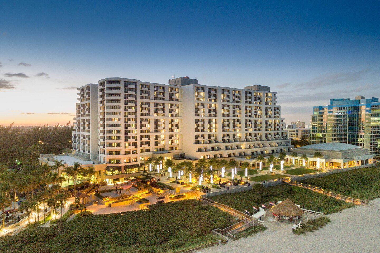 Harbor Beach Marriott Resort and Spa Ocean Ballroom