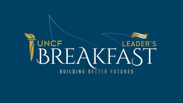 virtual leaders luncheon banner