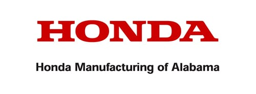 Honda manufacturers of alabama logo