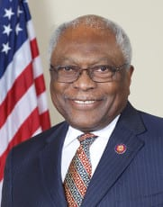 Jim Clyburn headshot