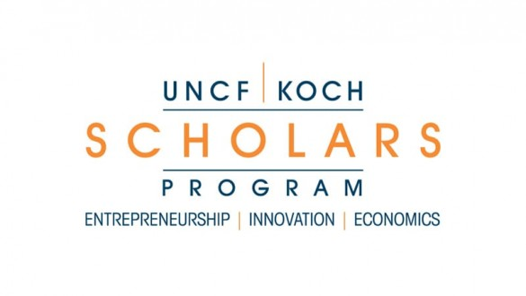 UNCF Koch Scholars Program logo