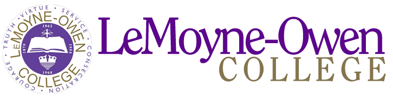 LeMoyne-Owen College logo