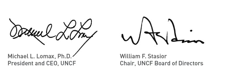 Lomax and Stasior signatures