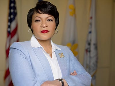 Headshot of LaToya Cantrell