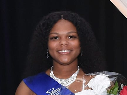 Mearquinthea Johnson, Miss National UNCF, 2020-21, 2nd Runner-up Miss Jarvis Christian College