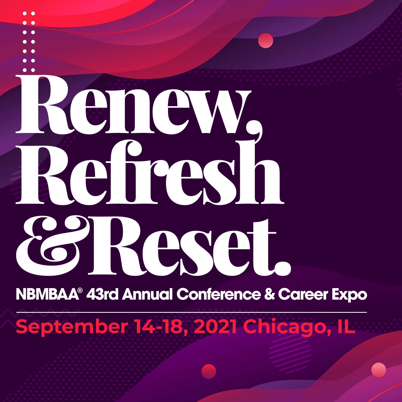 NBMBAA Refresh Conference logo