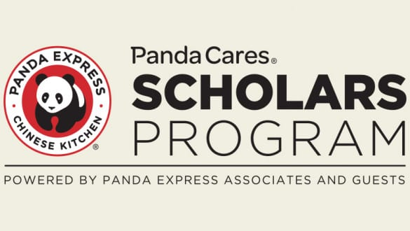 Panda Cares Scholars Program Logo