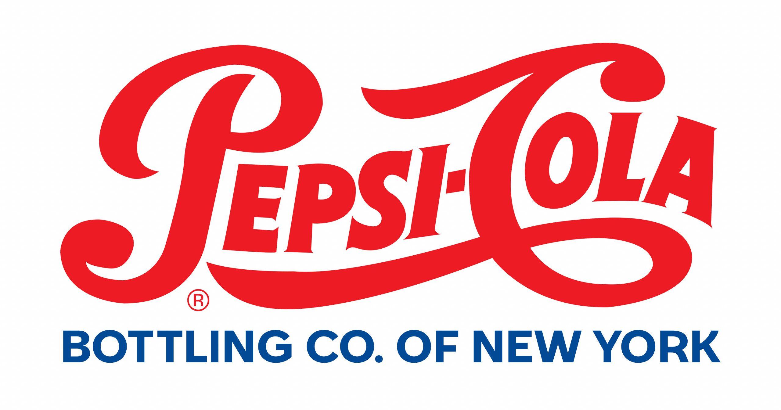 Pepsi Cola Bottling Company of New York logo